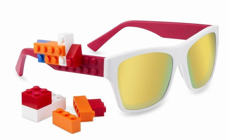 Очки из LEGO