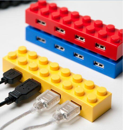 USB из LEGO