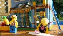 Сёрферы из мира LEGO